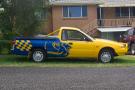 Ute Vs Commodore Modified Road/ Rally