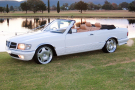 Mercedes Benz 500SEC Convertible Must Be Seen