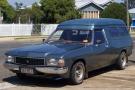 1983 WB Panel Van - The Original Shaggin' Wagon