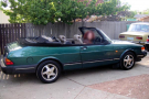 Convertible Saab 900i - DRIVING PLEASURE