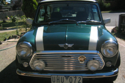 1998 Rover Mini Cooper, BRG, 9500kms only