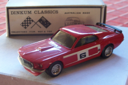Dinkum Classics Collectors  Die Cast Models