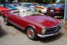 Mercedes 230SL with Amazing Pedigree