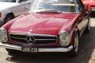 Mercedes 230SL with Amazing Pedigree