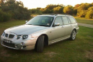Fully Optioned MG ZT Wagon