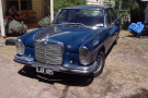 MERCEDES BENZ 1970 CLASSIC, DARK BLUE