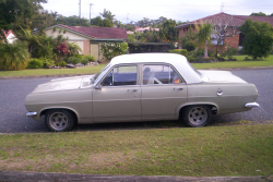 **SUPER STRAIGHT HR HOLDEN SPECIAL**