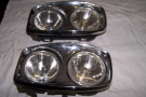 Ford F/lane ZA compl Grill H/lights assorted parts